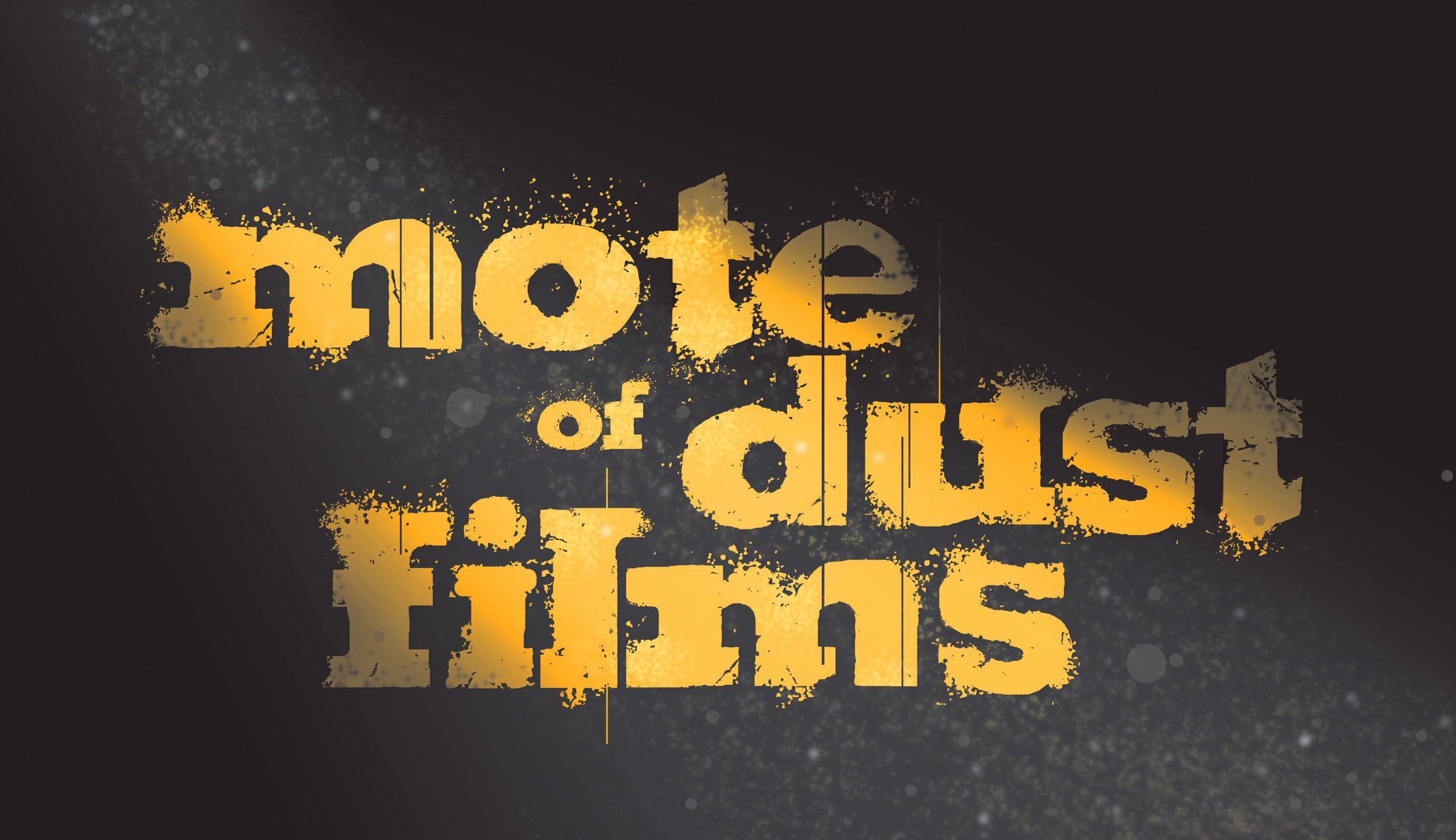 Mote of Dust Films logo