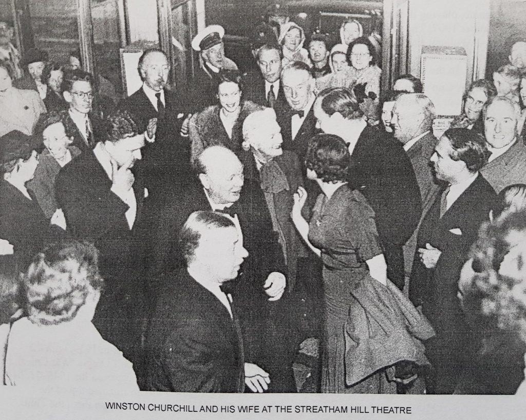 The Churchills at SHT