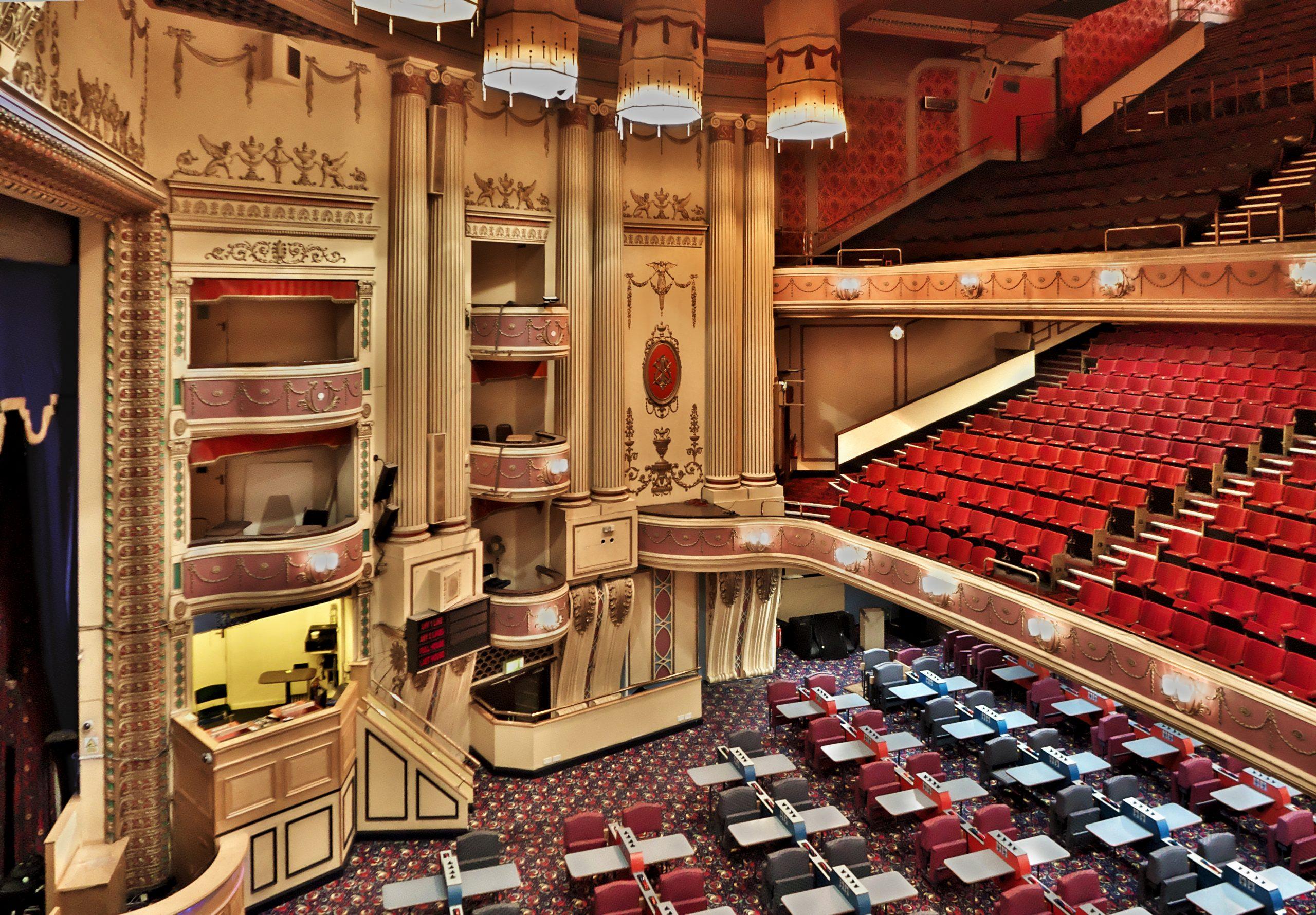 Auditorium – Right