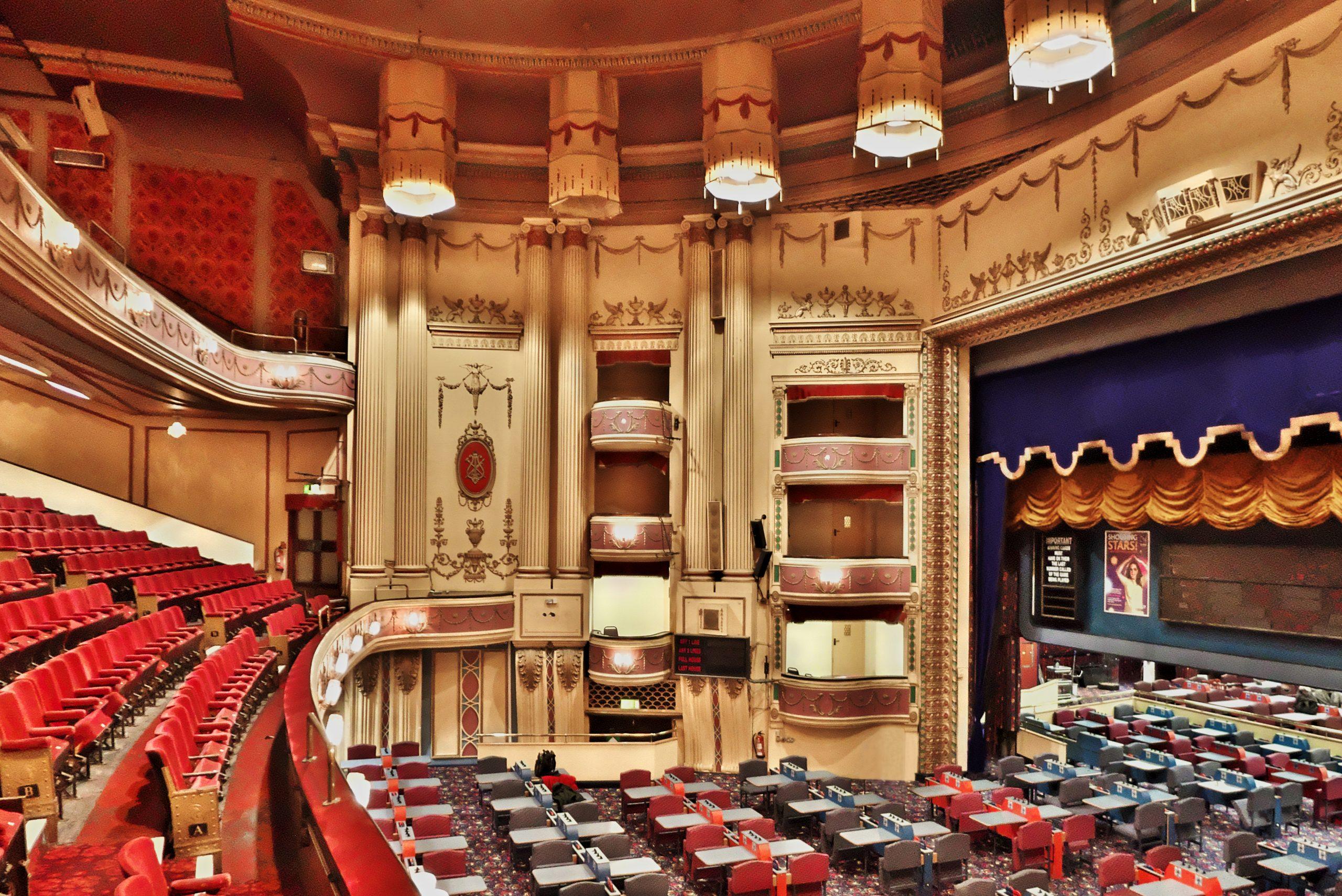 Auditorium – Left