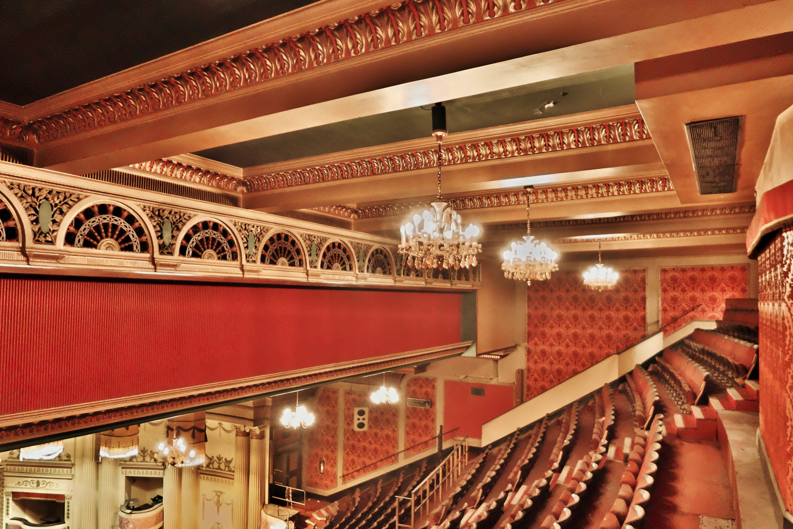 Auditorium – Down