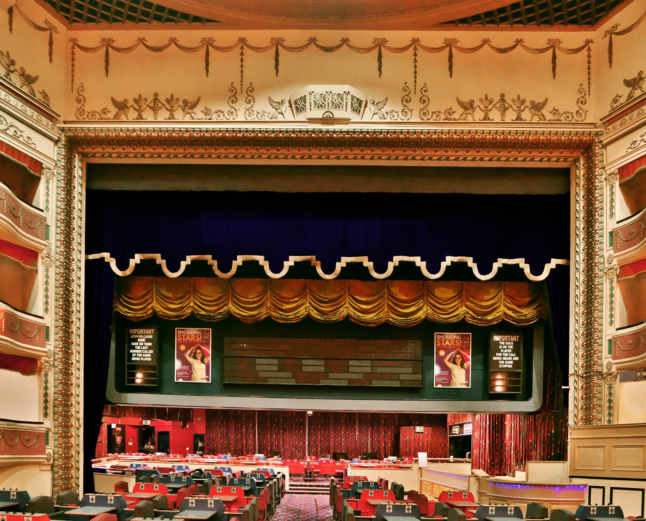 Auditorium & Stage